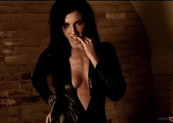 Lexi. Dark And Moody Wank Session